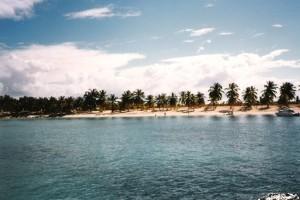Isla Catalina - Punta Cana
